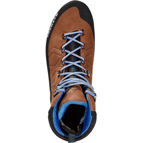 Garmont Toubkal GTX Schoenen Heren, dark brown/blue